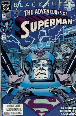 Superman Vol. 1 / Adventures of Superman Vol. 1 (1939-2011) #484