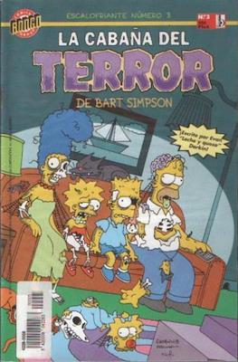 La cabaña del terror de Bart Simpson (Grapa 48 pp) #3