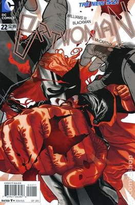 Batwoman Vol. 1 (2011-2015) (Comic-book) #22