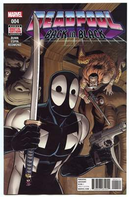 Deadpool Back in Black (Comic Book) #4
