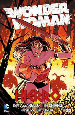 Wonder Woman de Brian Azzarello y Cliff Chiang (Cartoné) #3