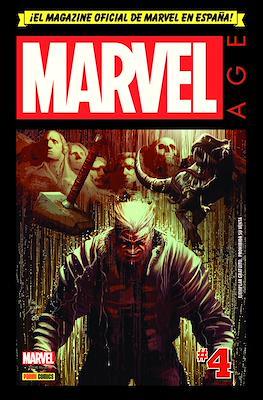Marvel Age (2016-) (Grapa) #4