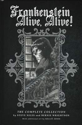 Frankenstein Alive, Alive! The Complete Collection