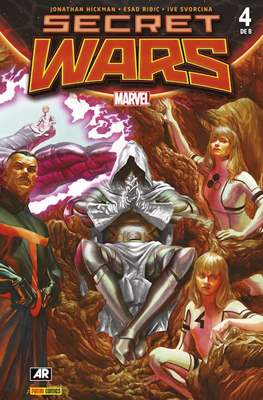 Secret Wars (2015) (Grapa) #4