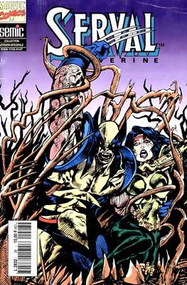 Serval / Wolverine Vol. 1 (Agrafé) #28
