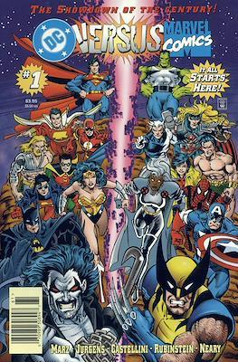 DC Versus Marvel / Marvel Versus DC (Comic Book) #1
