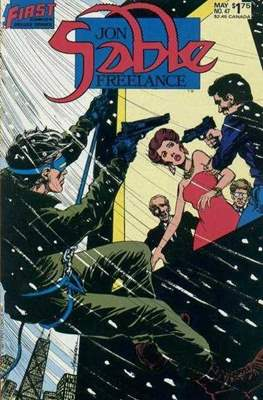 Jon Sable, Freelance #47