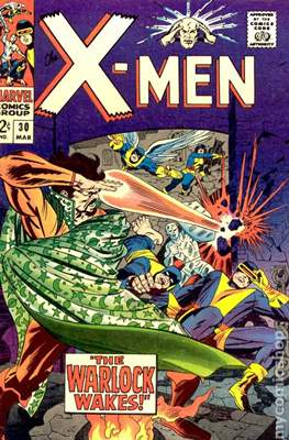 The Uncanny X-Men (1963-2011) (Comic-Book) #30
