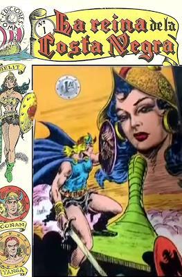 La Reina de la Costa Negra (2ª época - Grapa) #1