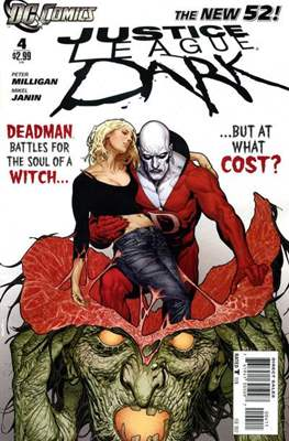 Justice League Dark Vol. 1 (2011-2015) #4