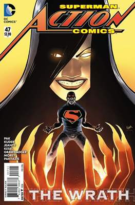 Action Comics Vol. 2 (2011-2016) (Grapa) #47