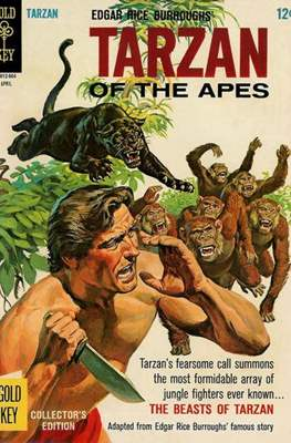 Tarzan (Comic-book) #157