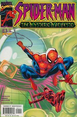 Spider-man: The Mysterio Manifesto (comic-book) #1