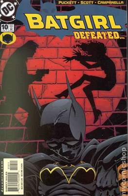 Batgirl Vol. 1 (2000-2006) #10