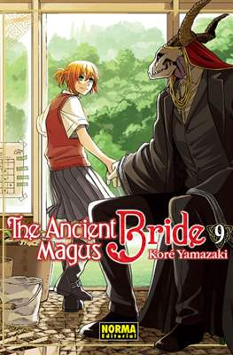 The Ancient Magus Bride (Rústica) #9