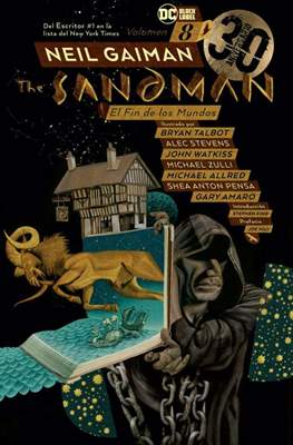 The Sandman - Edición de 30 aniversario (Rústica) #8