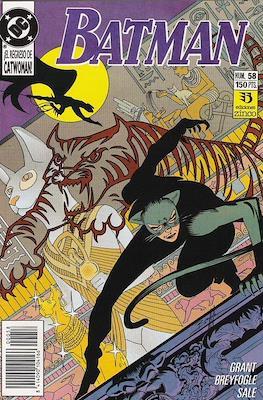 Batman (1987-1993) (Grapa) #58