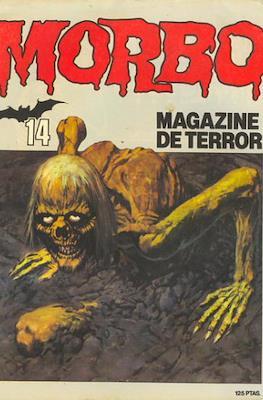 Morbo. Magazine de terror (Grapa (1983)) #14