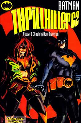 Batman: Thrillkiller #2