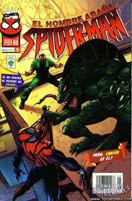 Spider-Man Vol. 2 (Grapa) #5