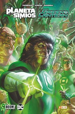Green Lantern / El Planeta de los Simios (Cartoné 160 pp) #