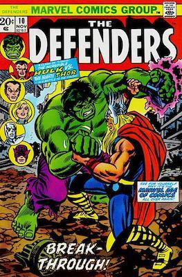 The Defenders vol.1 (1972-1986) #10