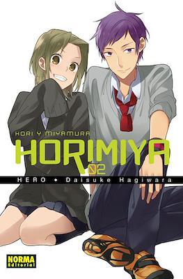 Horimiya (Rústica con sobrecubierta) #2