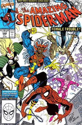The Amazing Spider-Man Vol. 1 (1963-2007) (Comic-book) #340