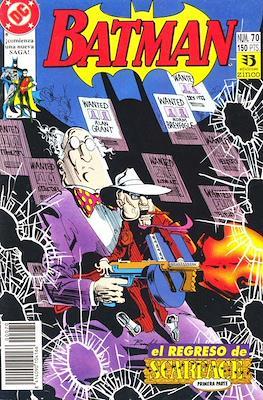 Batman (1987-1993) (Grapa) #70