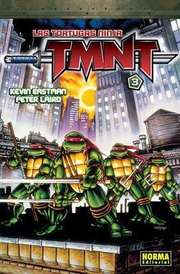 TMNT. Las Tortugas Ninja (Rústica) #3