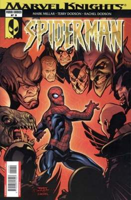 Marvel Knights: Spiderman (2005-2006) (Grapa 24 pp) #9