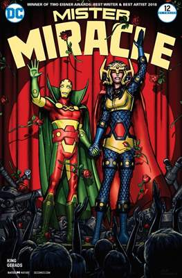 Mister Miracle (Vol. 4, 2017- 2018) #12