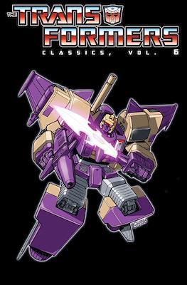Transformers: Classics (Digital) #6