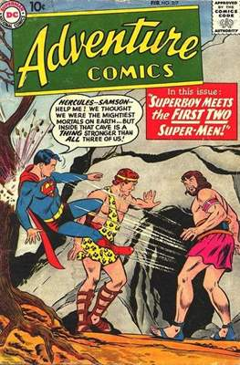 New Comics / New Adventure Comics / Adventure Comics (1935-1983 ; 2009-2011) #257