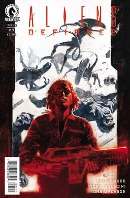 Aliens Defiance (Comic Book) #4