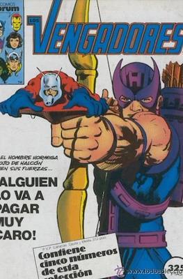 Los Vengadores Vol. 1 #0.7