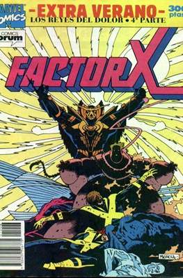 Factor-X Vol. 1 Especiales (1988-1995) (Grapa 64 pp) #6