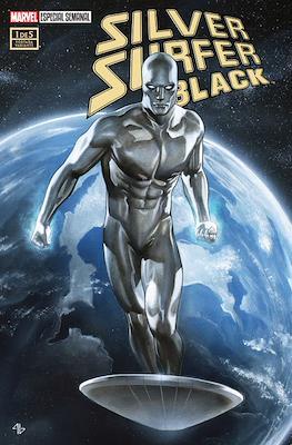 Silver Surfer: Black (Portadas Variantes)