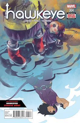 All-New Hawkeye (Vol. 2 2015-2016) (Grapa) #4