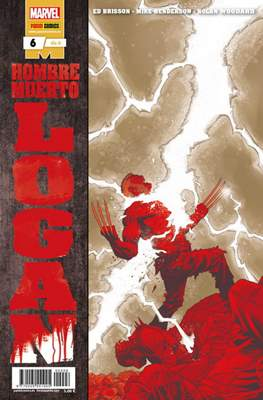 Hombre Muerto Logan (Grapa 64 pp) #6