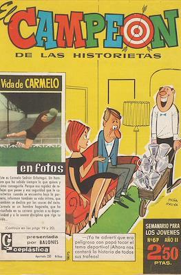 El Campeón (1960) (Grapa) #67