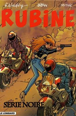 Rubine (Cartoné 46pp) #10