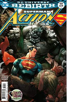 Action Comics Vol. 1 (1938-2011; 2016-) #959