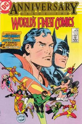 World's Finest Comics (1941-1986) (Grapa) #300