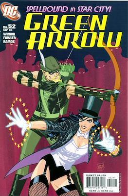 Green Arrow Vol. 3 (2001-2007) (Comic book) #52