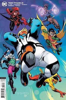Teen Titans Vol. 6 (2016-Variant Cover) (Comic Book) #41