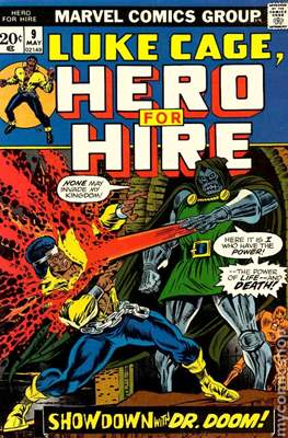 Hero for Hire / Power Man Vol 1 / Power Man and Iron Fist Vol 1 #9