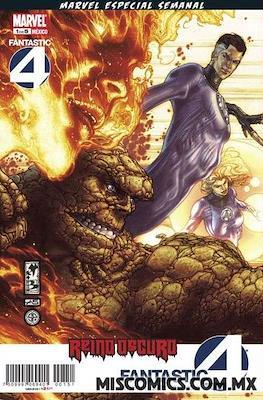 Reinado Oscuro: Fantastic Four (Grapa) #1