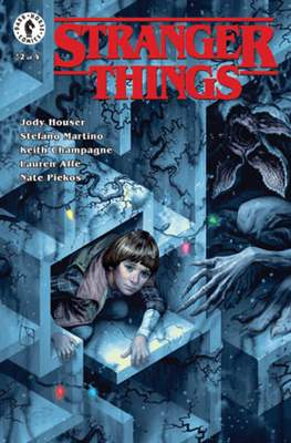 Stranger Things (Variant Covers) (Comic Book) #2.2