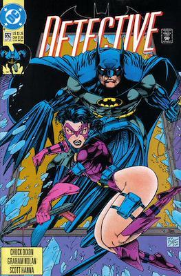 Detective Comics Vol. 1 (1937-2011; 2016-) (Comic Book) #652